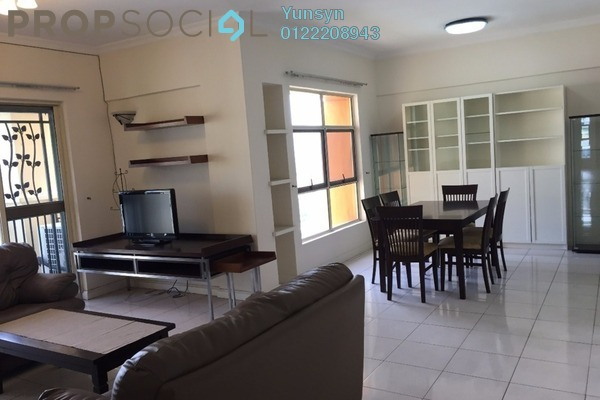 For Rent Condominium at Almaspuri, Mont Kiara Freehold Fully Furnished 3R/3B 3.8k