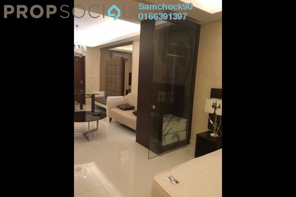 For Rent Condominium at Plaza Damas 3, Sri Hartamas Freehold Fully Furnished 1R/1B 1.9k