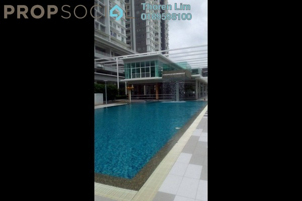 For Sale Condominium at Gardens Ville, Sungai Ara Freehold Unfurnished 3R/2B 530k