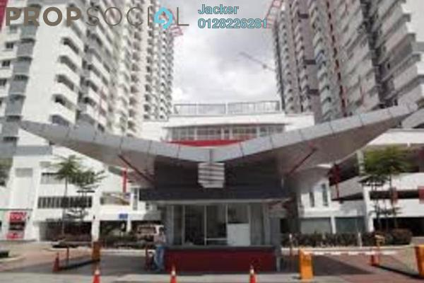 For Rent Condominium at Koi Kinrara, Bandar Puchong Jaya Freehold Semi Furnished 3R/3B 1.7k