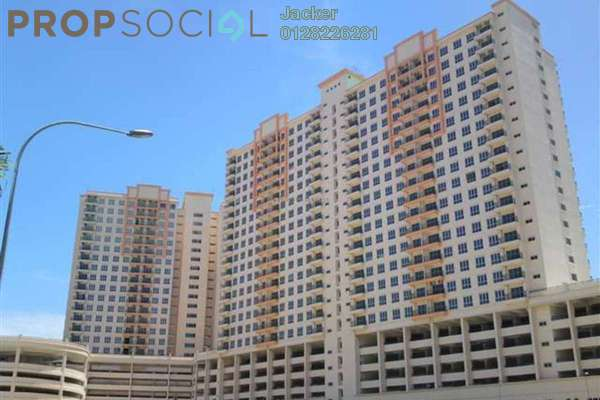 For Rent Condominium at Kuchai Avenue, Kuchai Lama Freehold Fully Furnished 3R/2B 2.1k