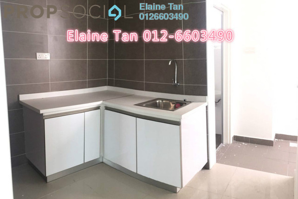 For Sale Condominium at Arte KL, Kuchai Lama Leasehold Semi Furnished 3R/3B 838k