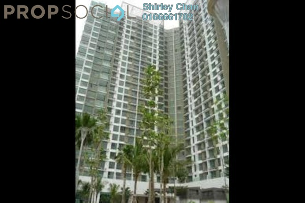 For Sale Condominium at Tropicana City Tropics, Petaling Jaya Freehold Semi Furnished 2R/2B 600k