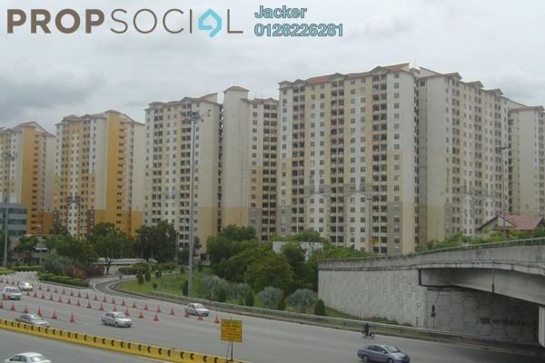 For Rent Condominium at Lagoon Perdana, Bandar Sunway Leasehold Semi Furnished 3R/2B 1.1k