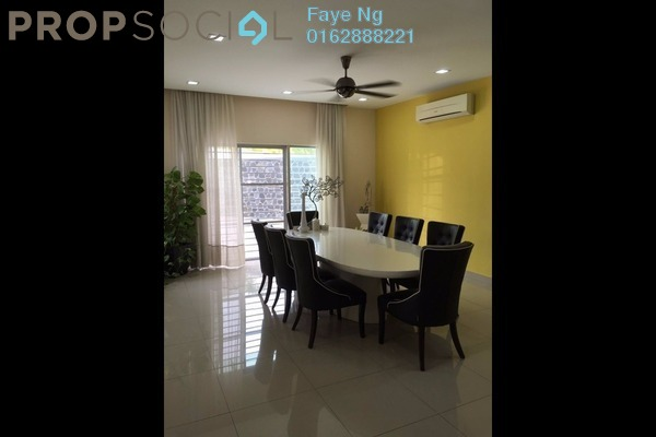 For Sale Semi-Detached at D'Alpinia, Puchong Leasehold Semi Furnished 4R/3B 1.6m