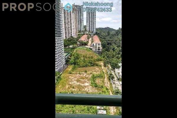 For Sale Condominium at Kiara Designer Suites, Mont Kiara Freehold Fully Furnished 3R/2B 780k