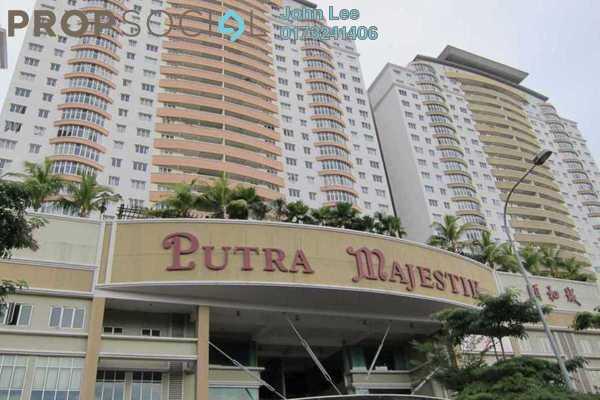 For Sale Shop at Putra Majestik, Sentul Freehold Unfurnished 0R/0B 2.4m
