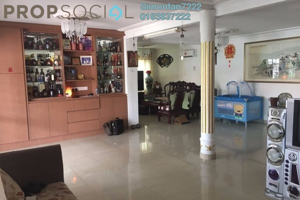 For Sale Semi-Detached at Section 19, Petaling Jaya Freehold Semi Furnished 7R/4B 1.98m