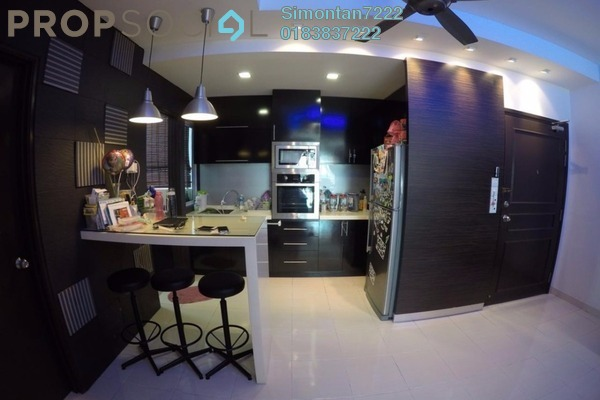 For Sale Condominium at Ken Damansara III, Petaling Jaya Freehold Fully Furnished 3R/2B 850k