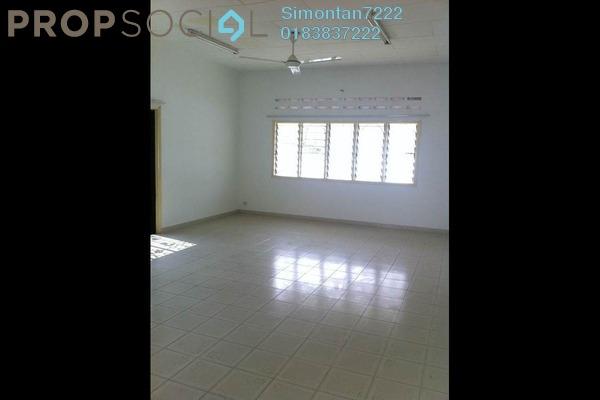 For Rent Bungalow at SS3, Kelana Jaya Freehold Semi Furnished 4R/3B 3.3k