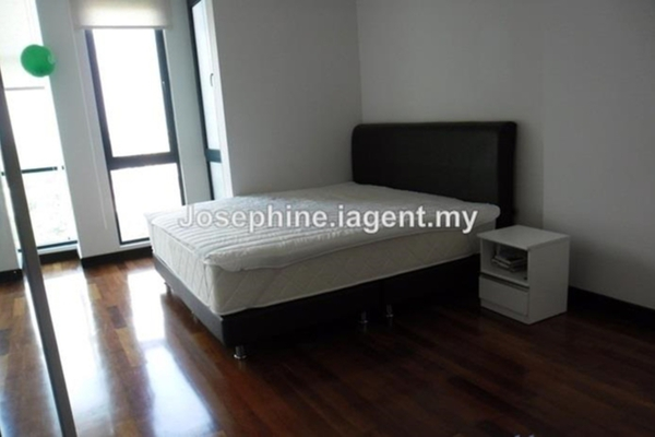 For Rent Condominium at Casa Residency, Pudu Leasehold Fully Furnished 3R/2B 3.5k