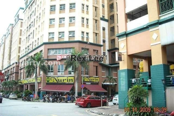 For Rent Shop at Queen's Avenue, Cheras Leasehold Unfurnished 0R/0B 1.8k