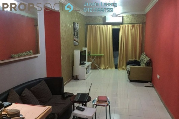 For Rent Condominium at Park Avenue, Damansara Damai Leasehold Semi Furnished 3R/2B 1.3k