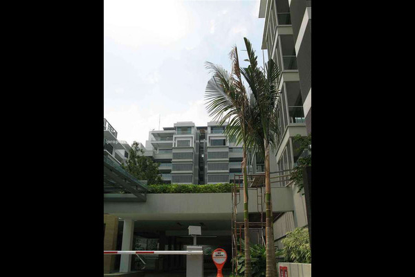 For Rent Condominium at U-Thant Residence, Ampang Hilir Leasehold Semi Furnished 4R/4B 10k