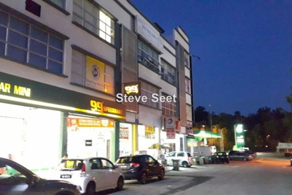 For Rent Shop at Taman Len Sen, Cheras Leasehold Unfurnished 0R/2B 4.8k