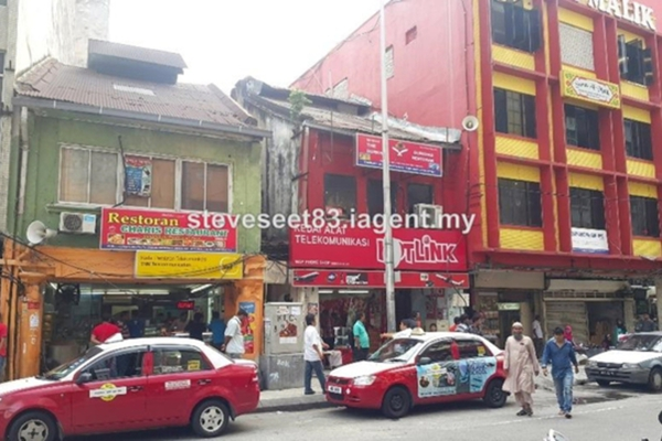For Rent Shop at Petaling Street, Pudu Leasehold Unfurnished 0R/0B 12k