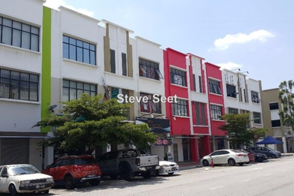 For Sale Shop at TSB Commercial Centre, Sungai Buloh Freehold Unfurnished 0R/0B 1.85m