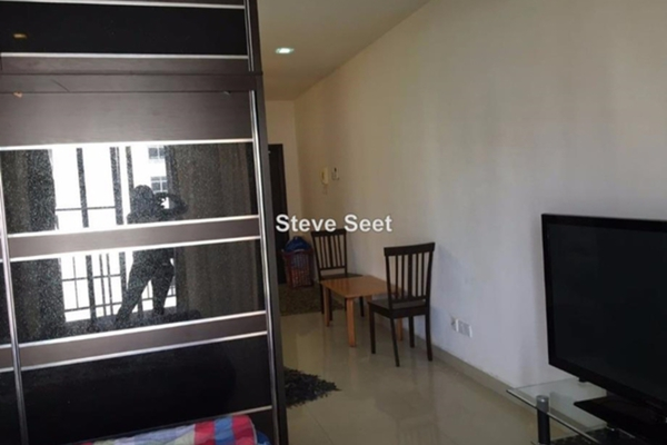 For Sale SoHo/Studio at Windsor Tower, Sri Hartamas Leasehold Fully Furnished 0R/1B 448k