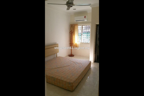 For Sale Terrace at SL6, Bandar Sungai Long  Semi Furnished 4R/3B 648k