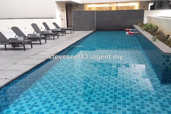For Rent Condominium at One KL, KLCC Leasehold Fully Furnished 3R/5B 14k