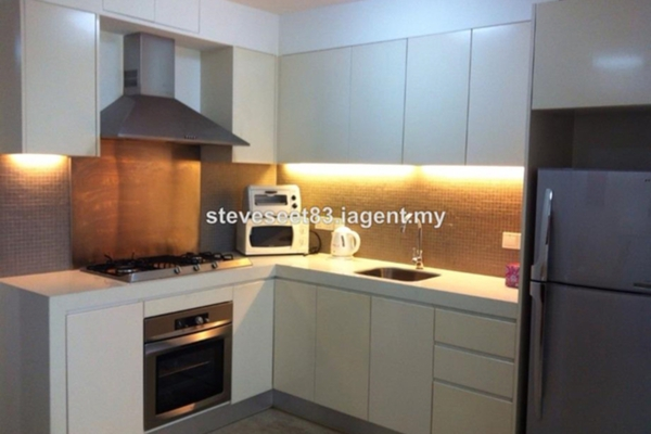 For Rent Condominium at Bintang Fairlane Residences, Bukit Bintang Leasehold Fully Furnished 2R/1B 3.5k