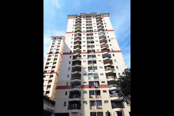 For Sale Condominium at Ampang Damai, Ampang Leasehold Unfurnished 3R/2B 350k