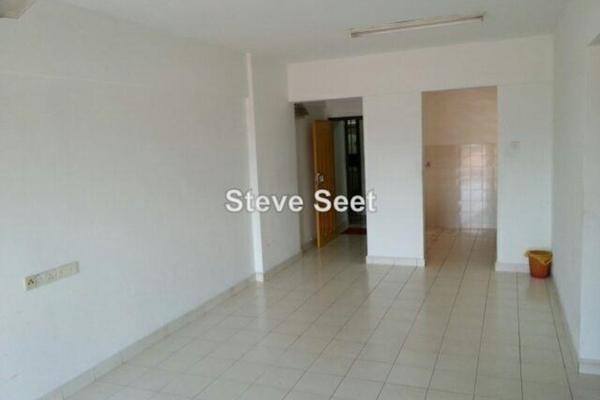 For Rent Condominium at Villa Tropika @ Pudu Impian II, Cheras Leasehold Unfurnished 3R/2B 1.3k
