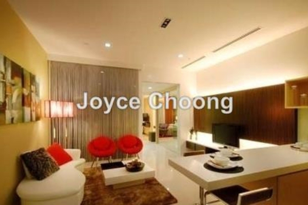 For Sale Condominium at Pertama Residency, Cheras Leasehold Fully Furnished 0R/1B 430k
