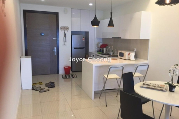 For Sale SoHo/Studio at The Elements, Ampang Hilir Leasehold Fully Furnished 0R/1B 550k