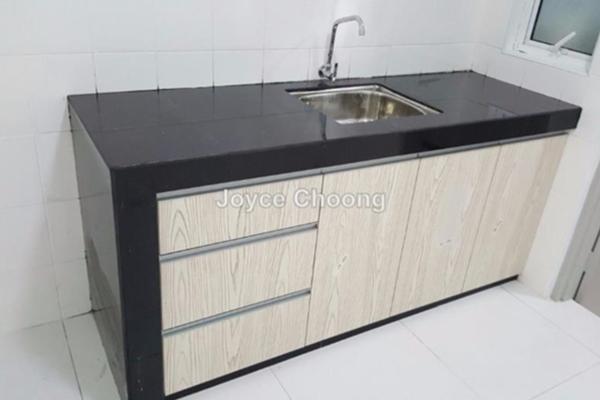For Rent Condominium at D'Pines, Pandan Indah Leasehold Semi Furnished 3R/2B 1.9k