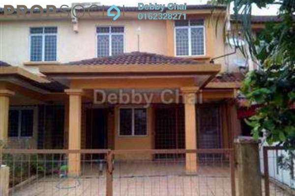 For Rent Terrace at Taman Lestari Perdana, Bandar Putra Permai Leasehold Unfurnished 3R/3B 1.1k
