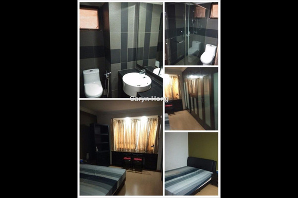 For Sale Condominium at Mont Kiara Bayu, Mont Kiara Leasehold Fully Furnished 2R/2B 690k