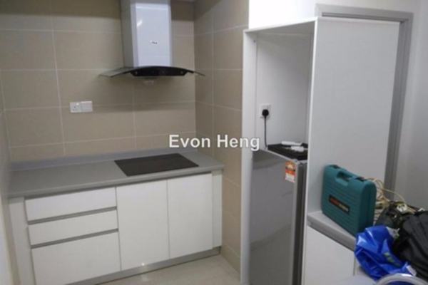 For Sale Duplex at Arte SW, Shah Alam Leasehold Semi Furnished 2R/2B 590k