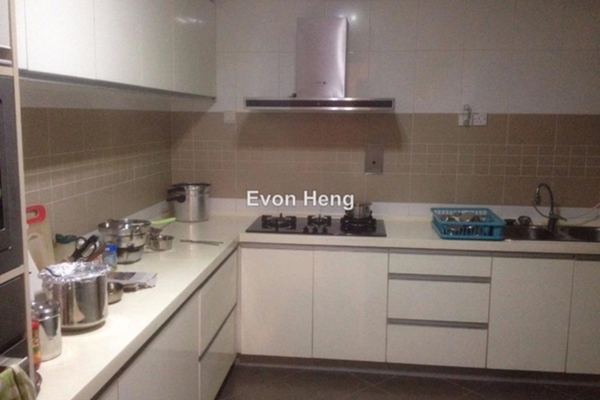 For Sale Condominium at 633 Residency, Brickfields Freehold Semi Furnished 3R/3B 1.09m
