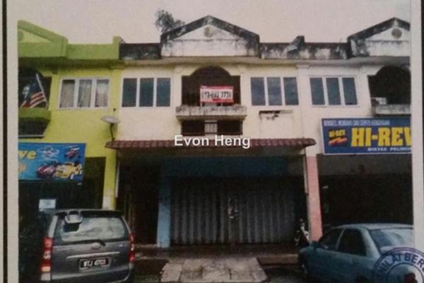 For Sale Shop at Taman Bukit Mewah, Kajang Freehold Unfurnished 0R/0B 850k