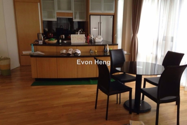 For Rent Condominium at St Mary Residences, KLCC Freehold Fully Furnished 1R/2B 5.2k