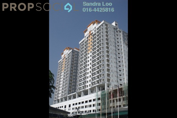 For Sale Condominium at Park 51 Residency, Petaling Jaya Leasehold Fully Furnished 4R/3B 650k