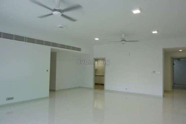 For Rent Condominium at U-Thant Residence, Ampang Hilir Freehold Semi Furnished 4R/4B 14k