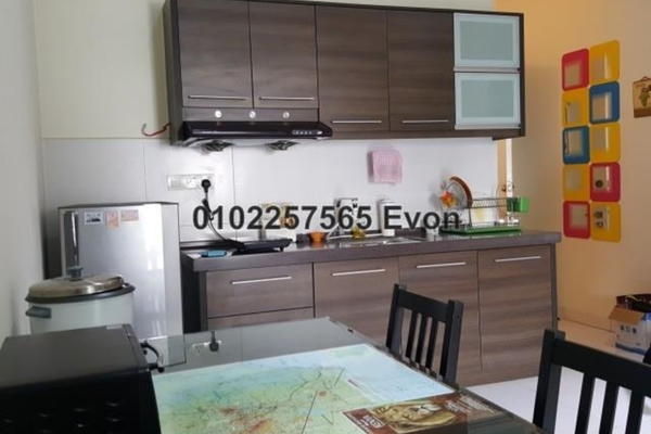 For Rent SoHo/Studio at Neo Damansara, Damansara Perdana Leasehold Fully Furnished 1R/1B 1.7k