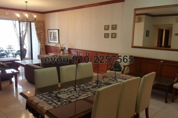 For Rent Condominium at Lanai Kiara, Mont Kiara Freehold Fully Furnished 3R/2B 3.2k
