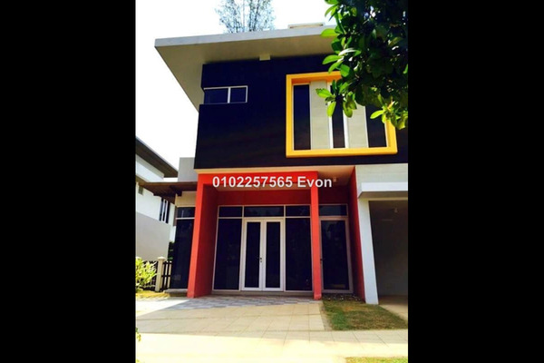For Rent Bungalow at Setia Eco Park, Setia Alam Freehold Semi Furnished 5R/6B 6.5k