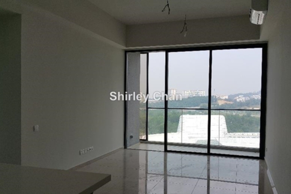 For Sale Condominium at Twin Arkz, Bukit Jalil Freehold Semi Furnished 1R/1B 670k