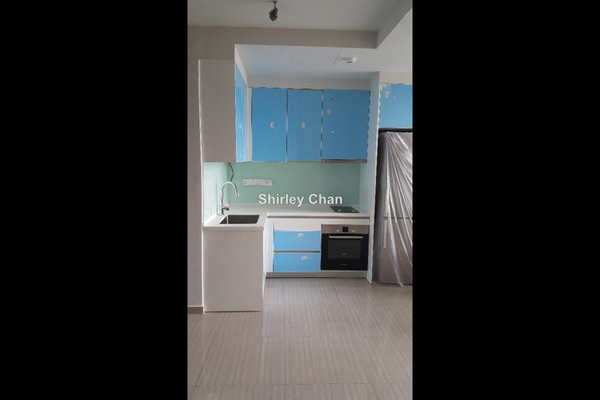 For Sale Duplex at Twin Arkz, Bukit Jalil Freehold Semi Furnished 3R/3B 1.25m