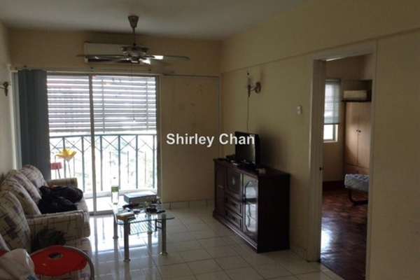For Sale Apartment at Arena Green, Bukit Jalil Freehold Fully Furnished 2R/2B 340k