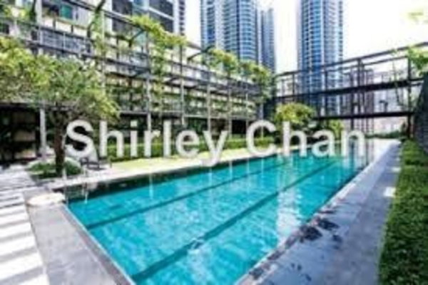 For Sale Condominium at 10 Mont Kiara, Mont Kiara Freehold Semi Furnished 4R/5B 3.3m