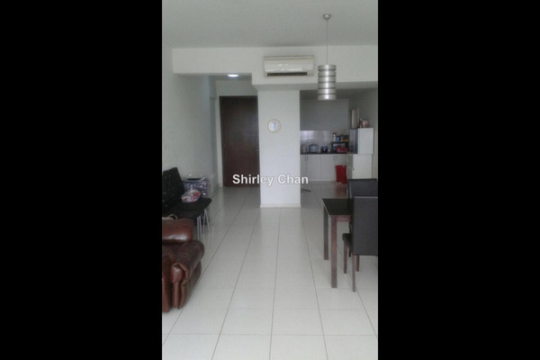 For Sale Condominium at The Saffron, Sentul Freehold Semi Furnished 2R/2B 630k