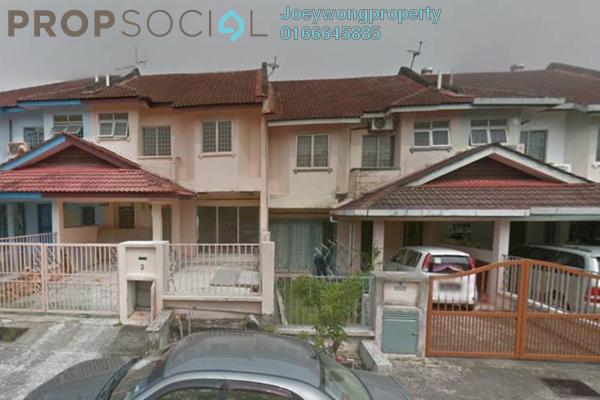 For Sale Terrace at Taman Bukit Kinrara, Bandar Kinrara Freehold Unfurnished 4R/3B 580k