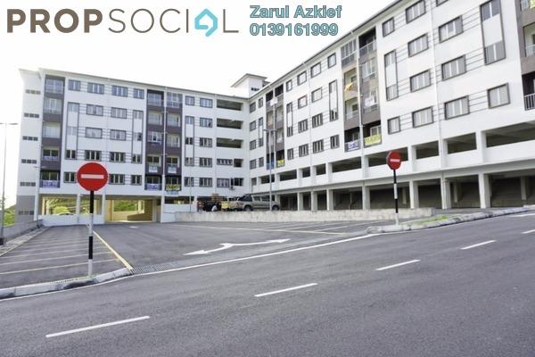 For Sale Apartment at Taman Suria Tropika, Bandar Putra Permai Leasehold Unfurnished 3R/2B 320k