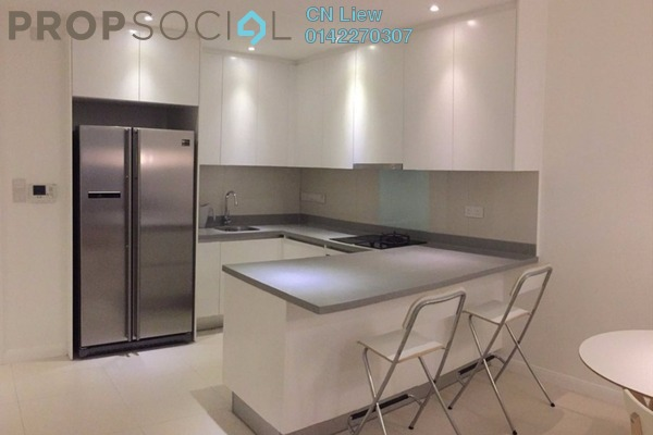 For Rent Condominium at Hampshire Park, KLCC Freehold Fully Furnished 3R/3B 4.5k
