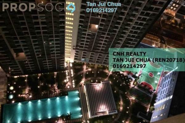 For Sale Condominium at CyberSquare, Cyberjaya Freehold Semi Furnished 0R/1B 270k